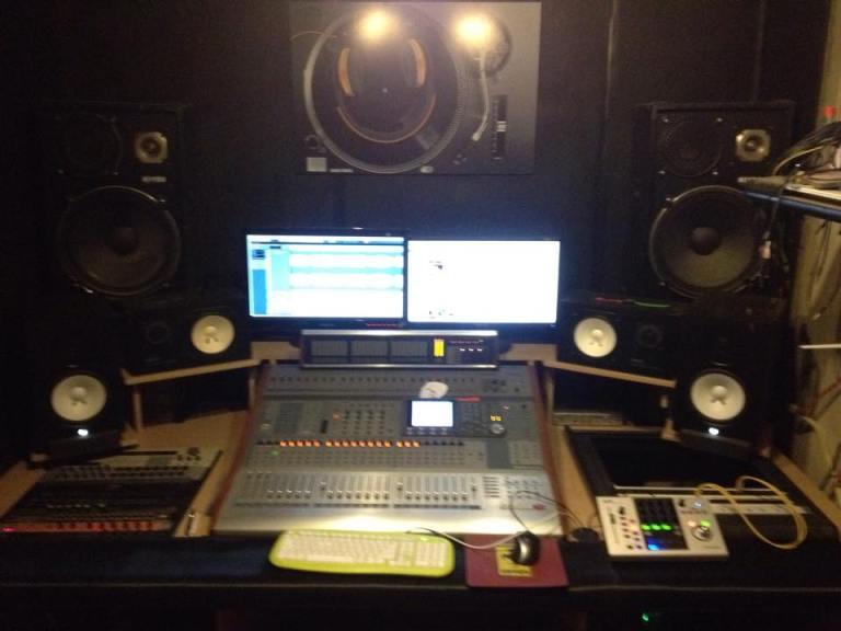 比利時 安特衛普 Steve Romani 音樂工作室