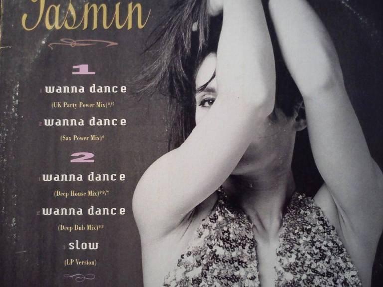 以Jasmin單曲為例,各取了4種不同名字的混音
