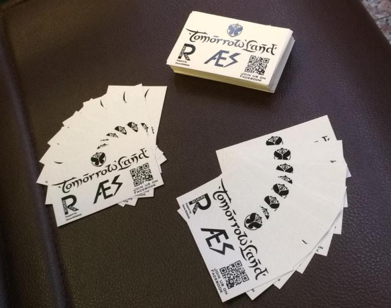 有人想要AES - Asia Electrik Sound 與 DJ Steve Romani小量製作的限量貼紙嗎?請密切關注我們的社團哦!