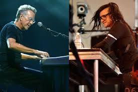鍵盤手Ray Manzarek 與Skrillex