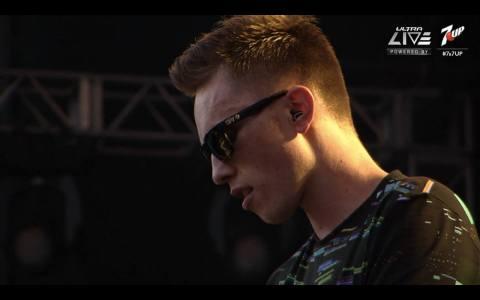 Nicky Romero 在Ultra Miami演出時,配戴Dubs濾音耳塞!