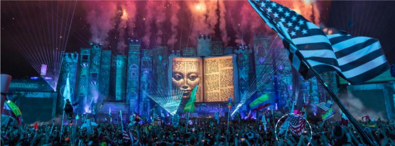 美國 亞特蘭大 TomorrowWorld