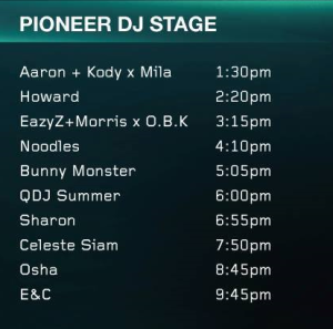 DJ STAGE