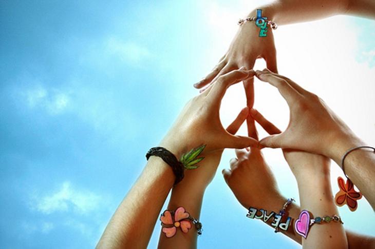 Peace, No War !