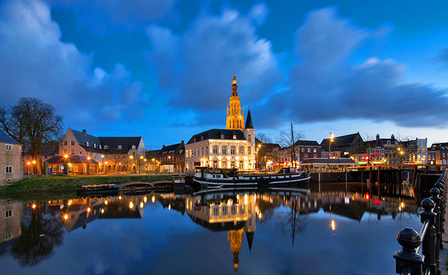 netherlands-breda-old-town