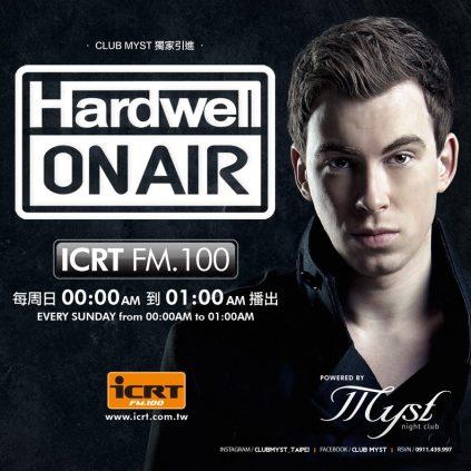 Hardwell_On_AIr taiwan