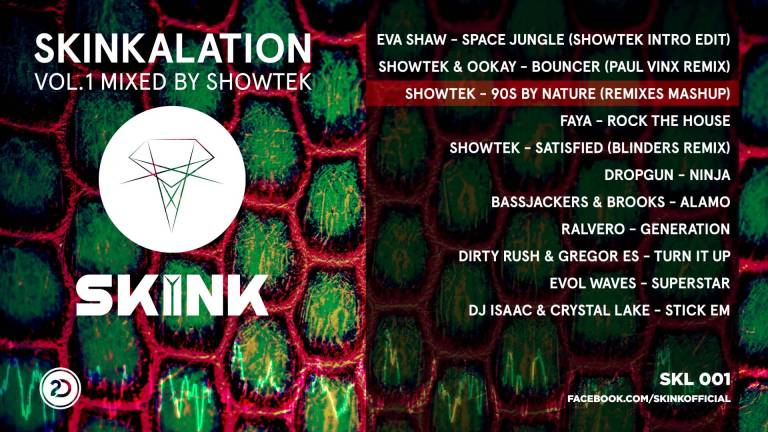 Skinkalation Vo.1 Showtek
