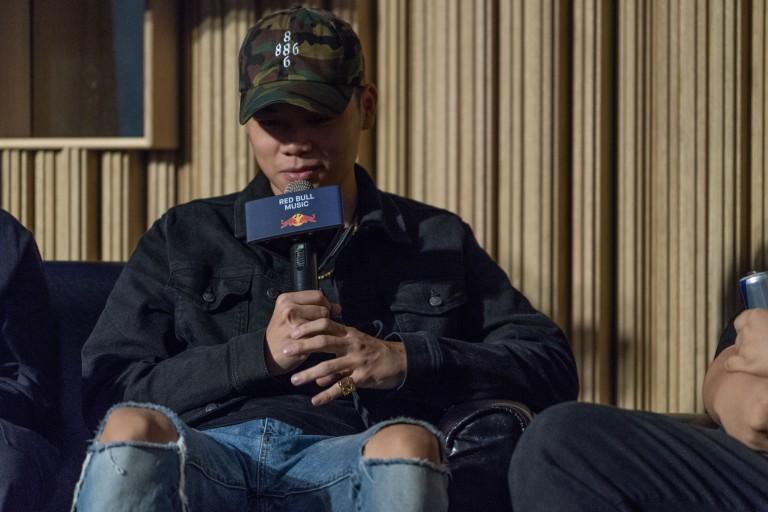 Red Bull嘻哈音樂學院記者會分享 (絕情少年Barry).jpg