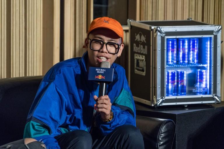 Red Bull嘻哈音樂學院記者會分享 (Trout Fresh呂士軒).jpg
